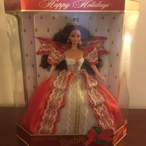 Special Edition 1997 Happy Holidays Barbie